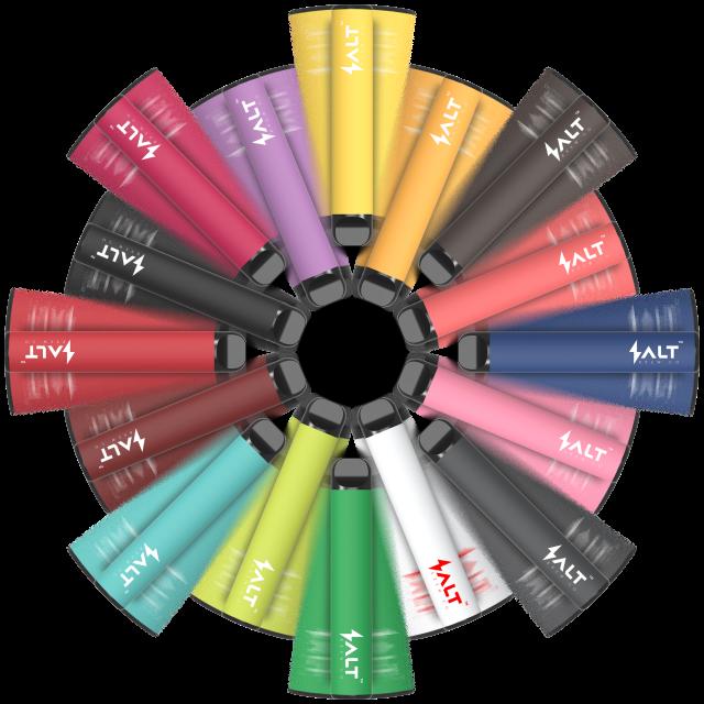 20mg SALT Switch Disposable Vape Pod - Colour / Flavour Options